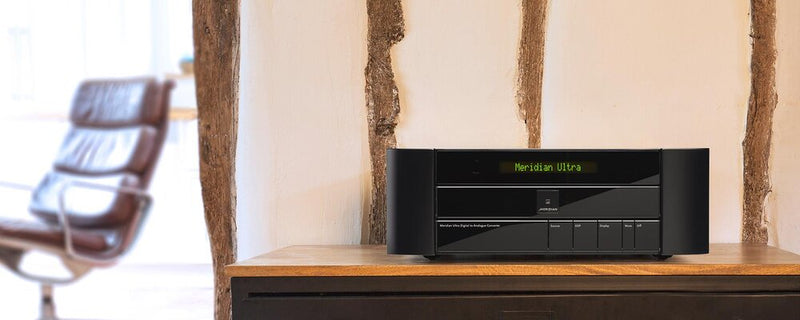 Meridian Ultra DAC lifestyle
