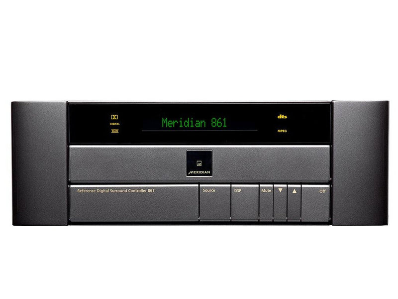 Meridian 861V8 Reference Digital Surround Sound Controller