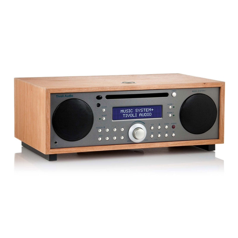Tivoli Music System+ Clock / Bluetooth® / DAB+ / FM / CD Player / Hi-Fi System
