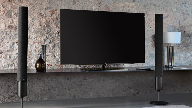 "Loewe bild 5 55"" OLED TV with Table Stand italiana"