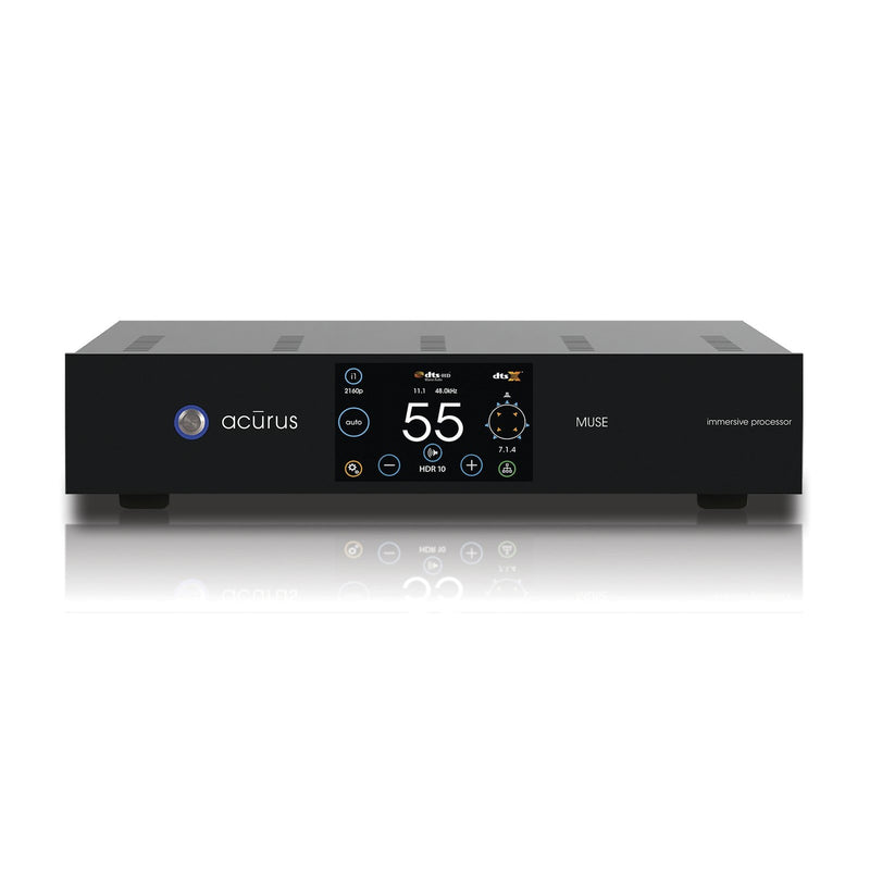 Acurus MUSE 16-channel immersive media processor