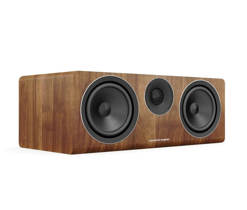Acoustic Energy AE307 Centre Channel Loudspeaker walnut