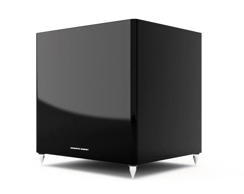 Acoustic Energy AE308 Subwoofer piano black