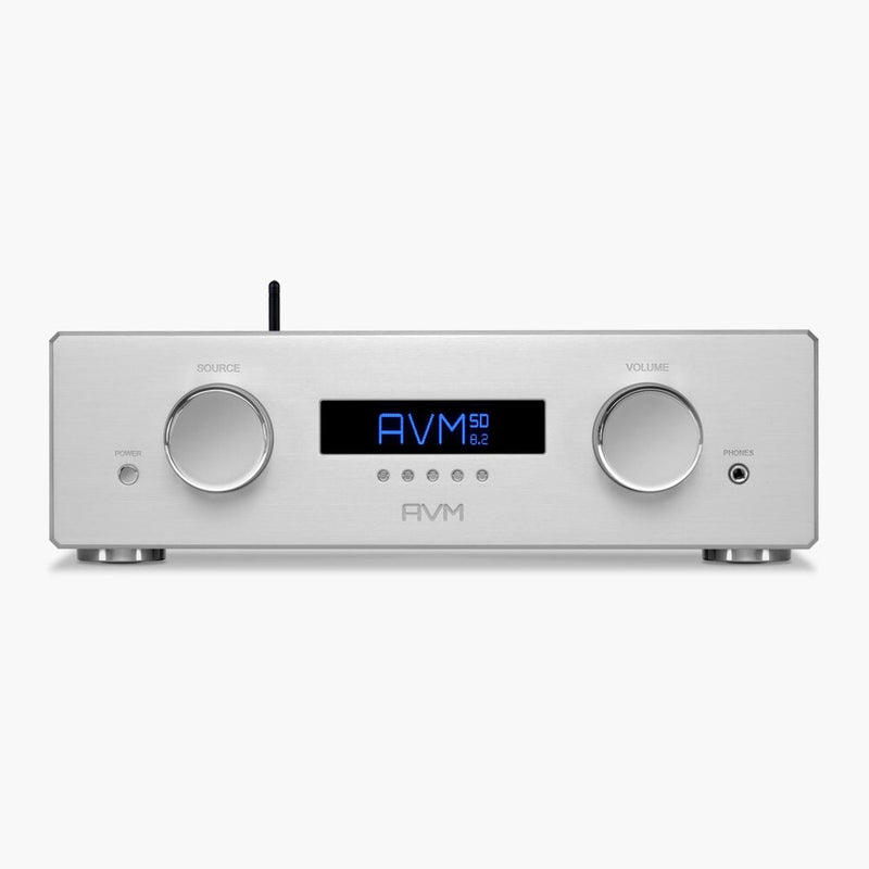 AVM SD 8.2 - Streaming Preamplifier