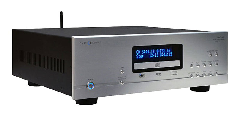 Cary Audio DMC-600 Digital Music Center, CD Player