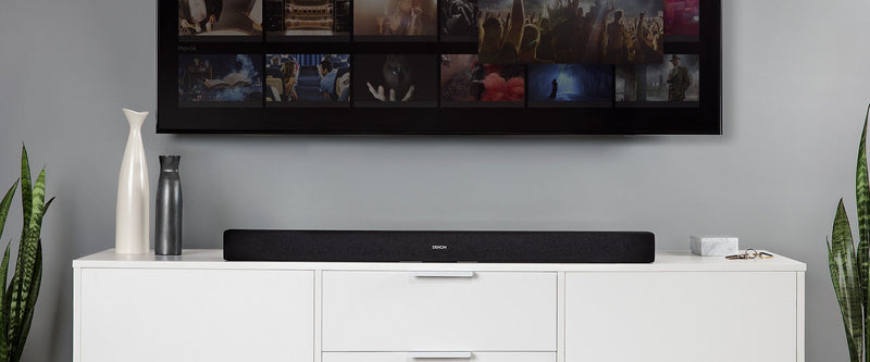 Denon DHT-S216 Soundbar with DTS Virtual:X and Bluetooth