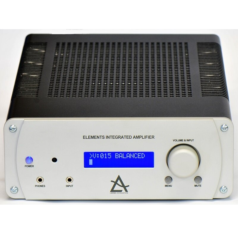 Leema Acoustics Elements Integrated Amplifier
