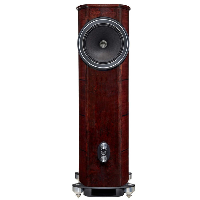 Fyne Audio F1-12 Floorstanding Speakers gloss walnut