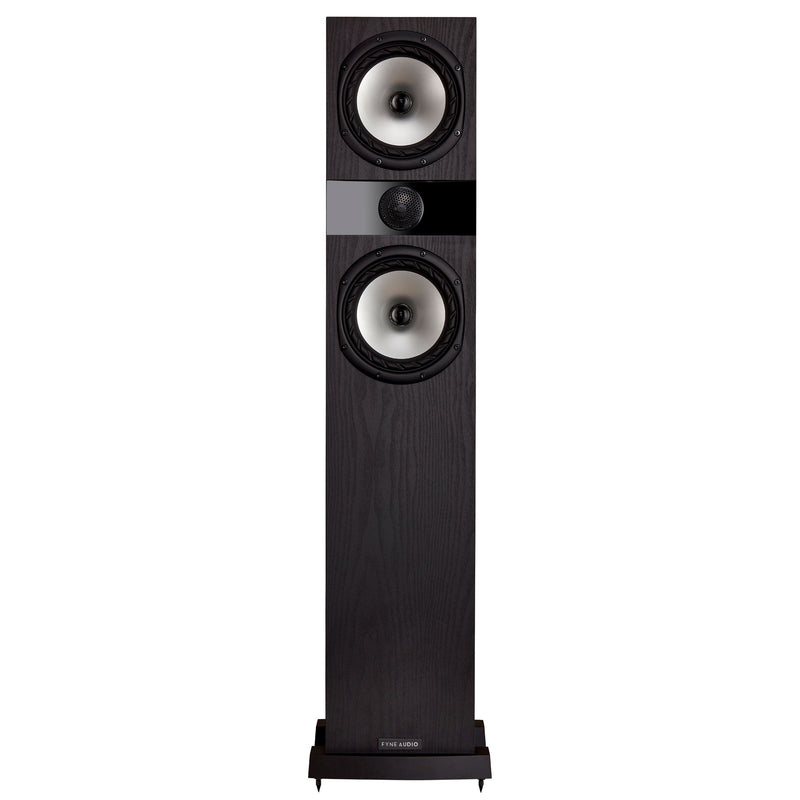 Fyne Audio F303 Floorstanding Speakers black ash