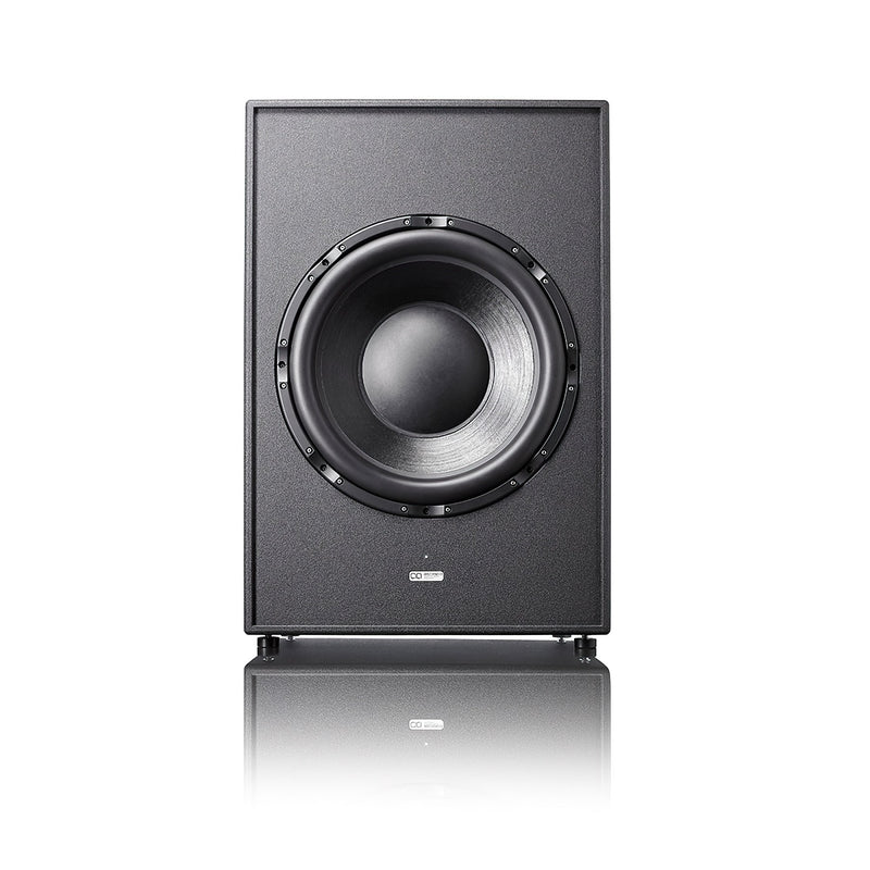 Ascendo SMSG24 Active High-performance Infrasonic Subwoofer