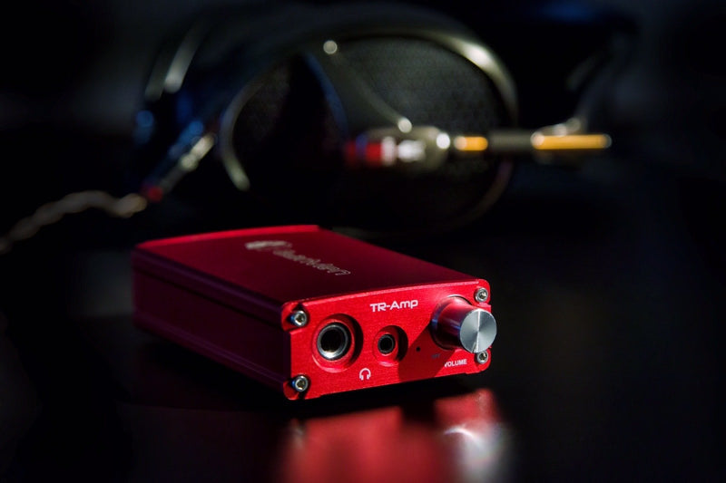EarMen TR-AMP USB DAC - Preamp - Headphone Amp – Battery powered