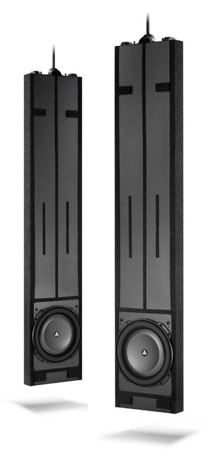 JL Audio IWSv2-SYS-213 In-Wall Subwoofer System with Dual 13.5-inch Subwoofers