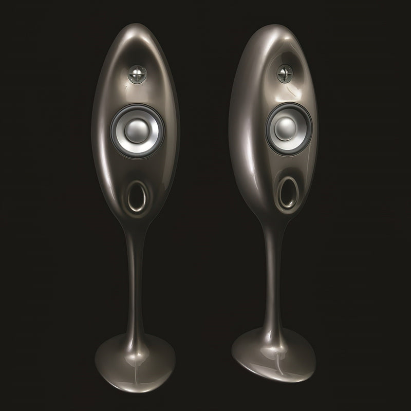 Vivid Audio Oval V1.5SE Floorstanding Speakers (pair)