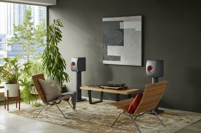 KEF LS50 Wireless 2 Active Speakers