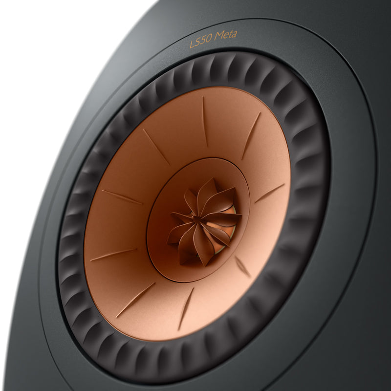 KEF LS50 Meta Passive Studio Monitor Speakers