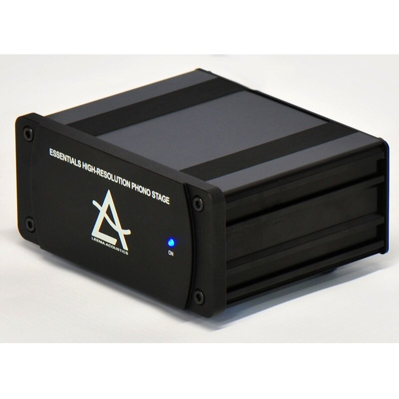 Leema Acoustics Elements Essential Phono Stage MM/MC
