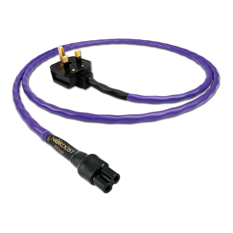 Nordost Leif Series - Purple Flare Power Cable (AU plug)