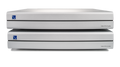 Silver PS Audio Stellar M700 Amplifier Monoblock - Pair front view