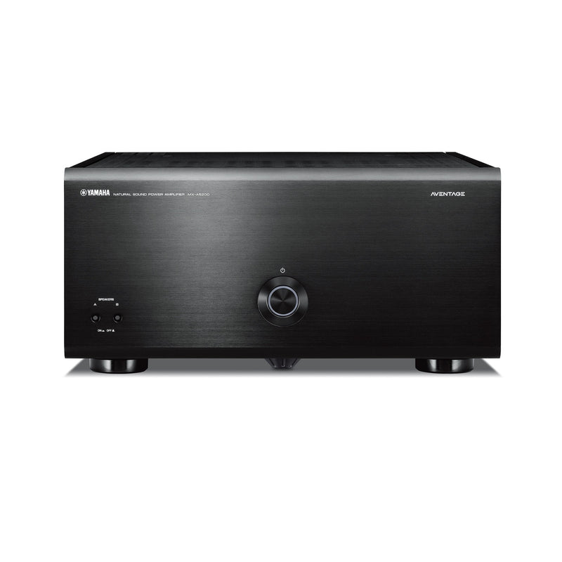 Yamaha MX-A5200 AVENTAGE 11-Channel Power Amplifier (black)