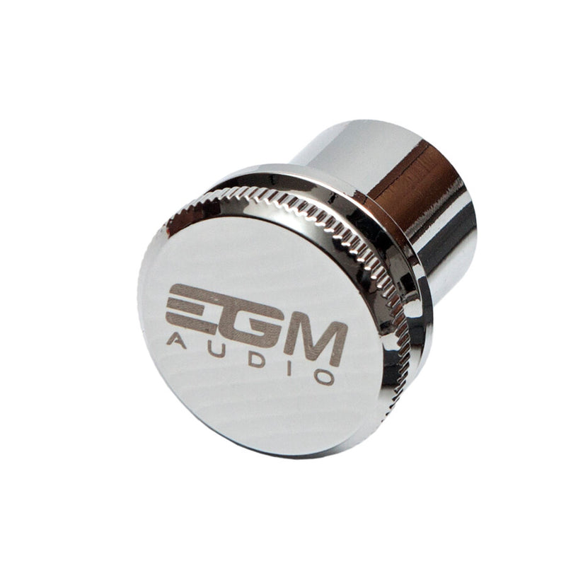 EGM Audio Rhodium Plated XLR Noise Stopper – Female (1 pc)
