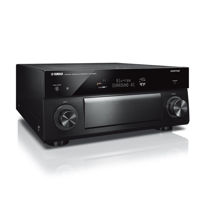 Yamaha RX-A2080 AVENTAGE 9.2-Channel AV Receiver with MusicCast