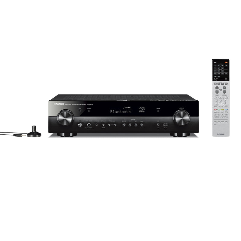 Yamaha RX-S602 Slimline 5.1-Channel AV Receiver with MusicCast