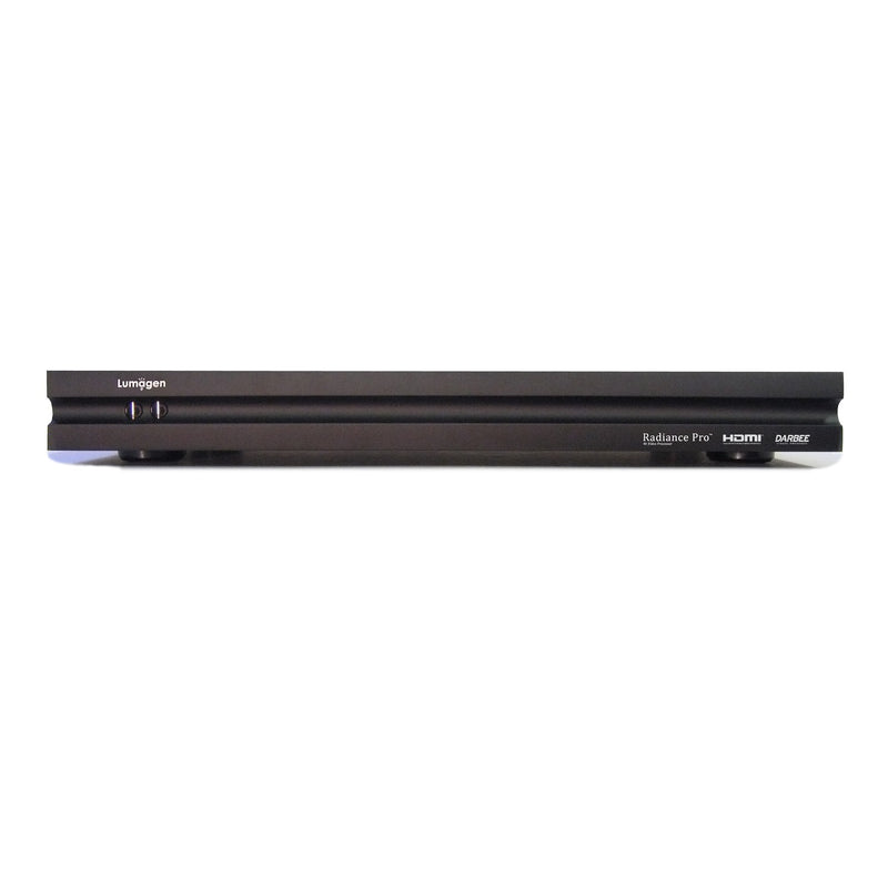 Lumagen Radiance Pro 4246+ Ultra-HD, 8(18G)x2(9G). 1U rack ears included