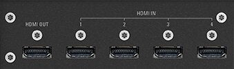 Surround with Amps Upgrade for LINN Selekt DSM hdmi module