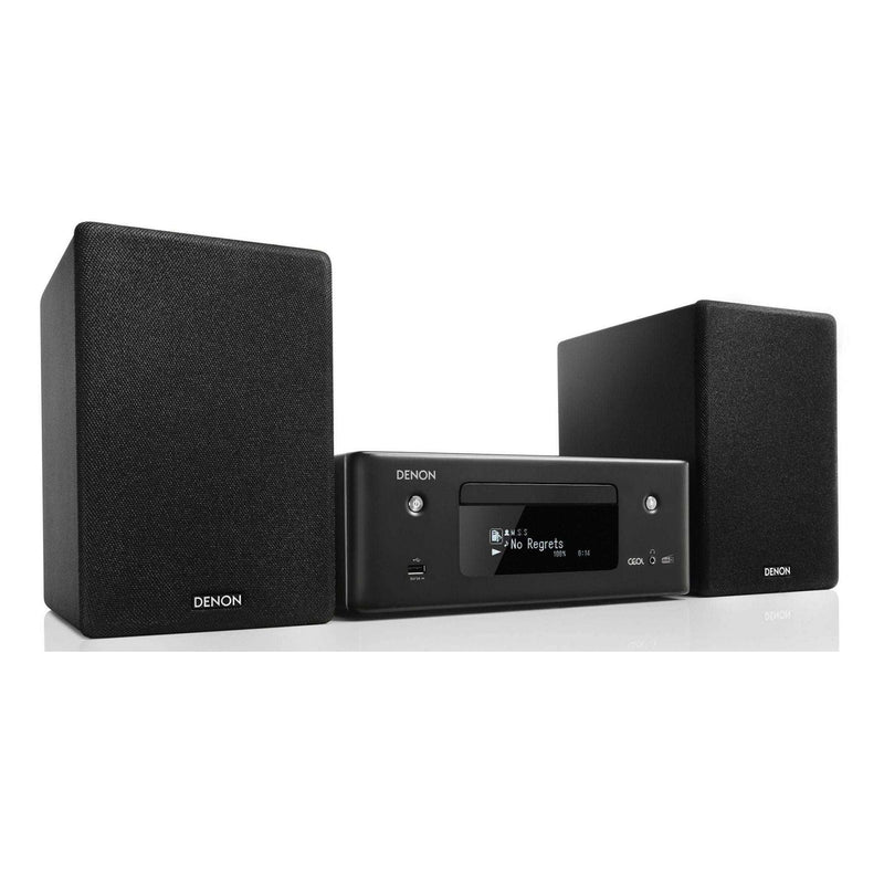 Denon CEOL N11DAB Hi-Fi-Network CD Receiver with HEOS Built-in Music Streaming, Bluetooth® and Voice Control