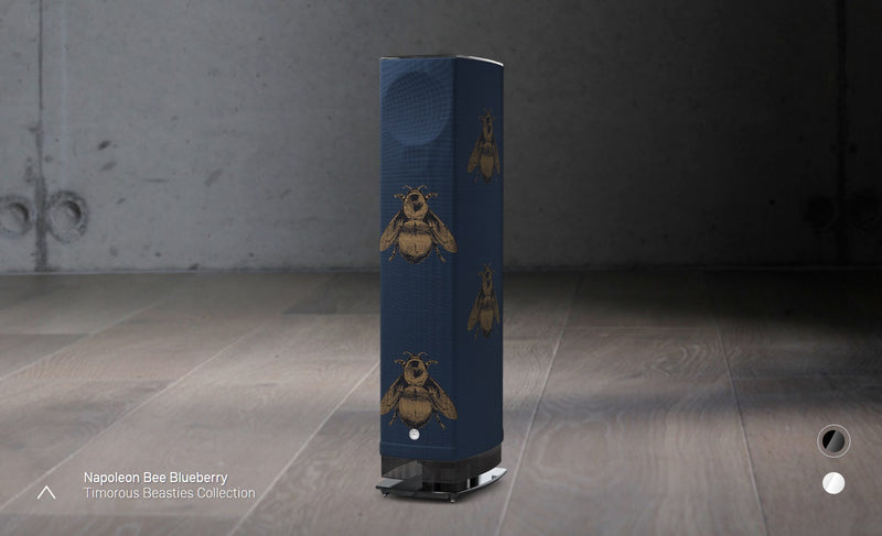 LINN 520 Speaker napoleon bee blueberry