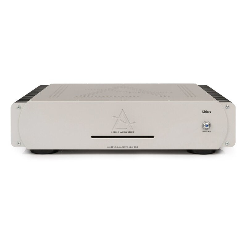 Leema Acoustics Sirius Music Server