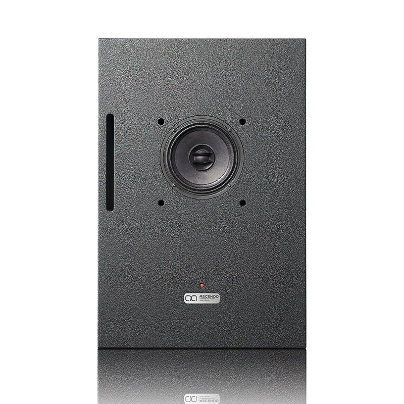 Ascendo CCRM6 MKII Active High-performance Coaxial Cinema Monitor Speaker