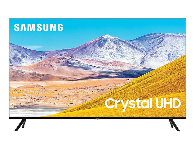 "Samsung 50"" TU8000 Crystal UHD 4K Smart TV 2020 (UA50TU8000WXXY)"