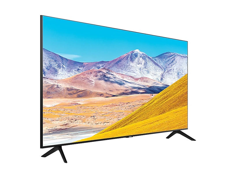 "Samsung 65"" TU8000 Crystal UHD 4K Smart TV 2020 (UA65TU8000WXXY)"