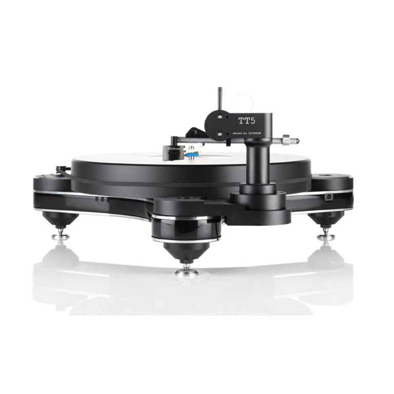 Clearaudio Innovation Basic Turntable – Deck Only