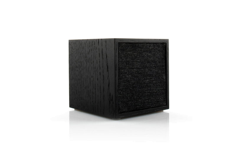 Tivoli Cube Wireless Speaker black left angle