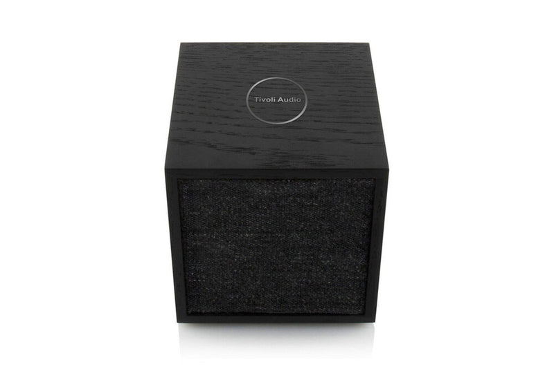 Tivoli Cube Wireless Speaker black top front