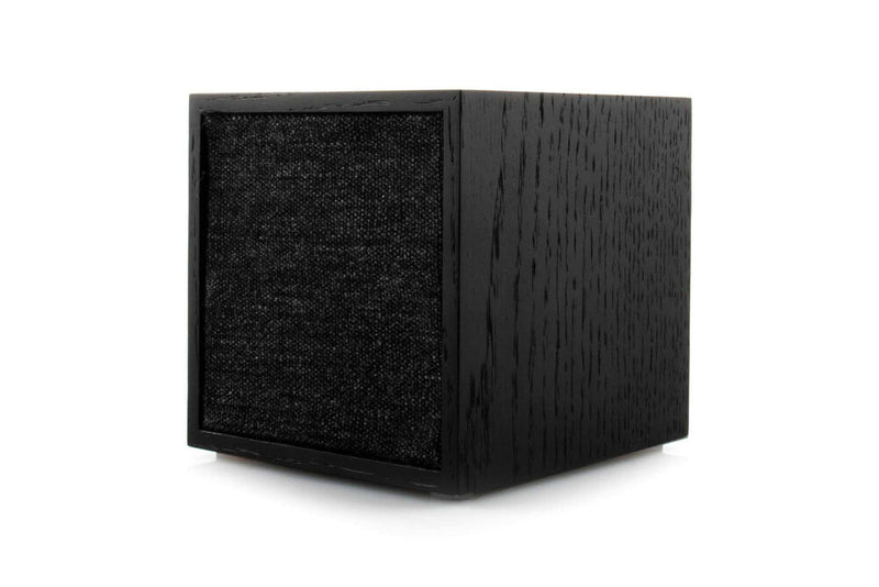 Tivoli Cube Wireless Speaker black right angle