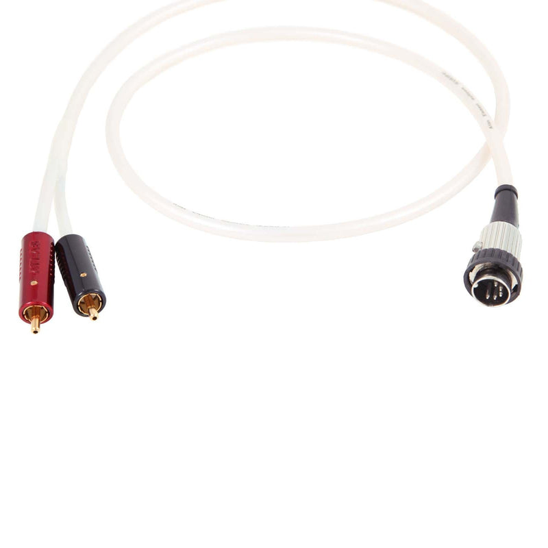 Atlas Element 5-pin DIN–Achromatic RCA Cable 1:2
