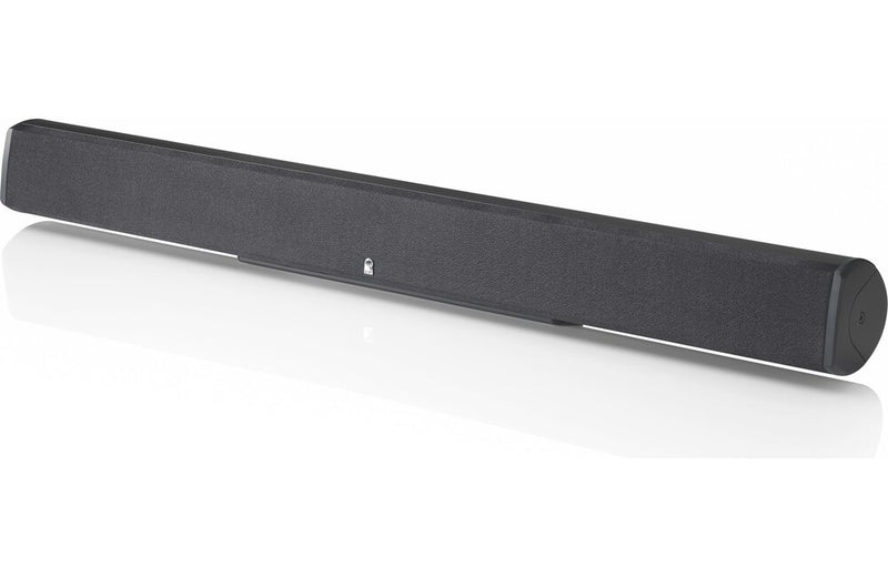 Revel LCR8 3-Channel, LCR On-Wall Loudspeaker grille angle
