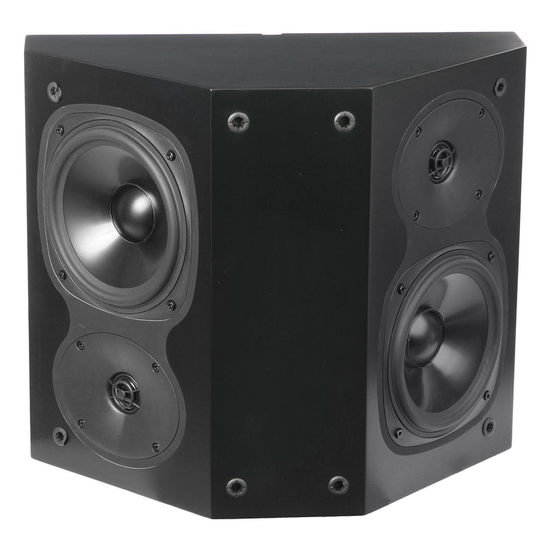 "Revel S206 2-Way 6.5"" Bipole Surround Loudspeaker (Matte Black)"