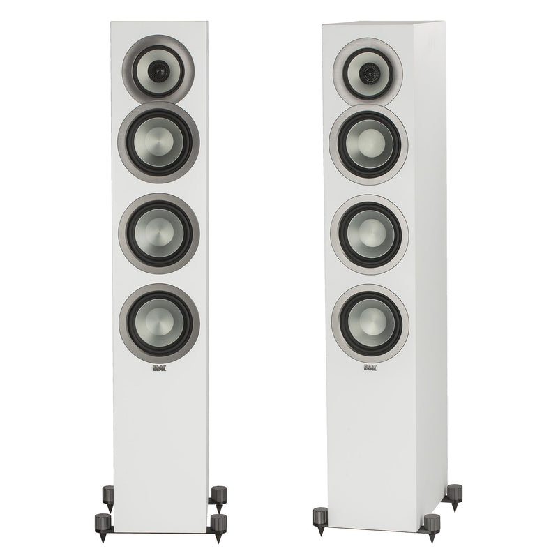 ELAC Uni-Fi Slim UF5 3-way Bass Reflex Floorstanding Speakers (pair)