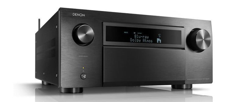 Denon AVC-X6500H 11.2 ch 4K AV Amplifier with 3D Audio and Voice Control