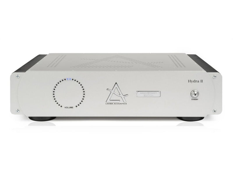 Leema Acoustics Hydra II Stereo Power Amplifier Anniversary Edition