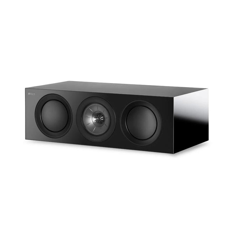 KEF R2c Three-way Centre Channel Black Gloss