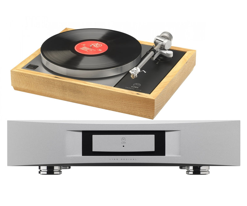 LINN Klimax LP12 (with Normal Radikal) silver