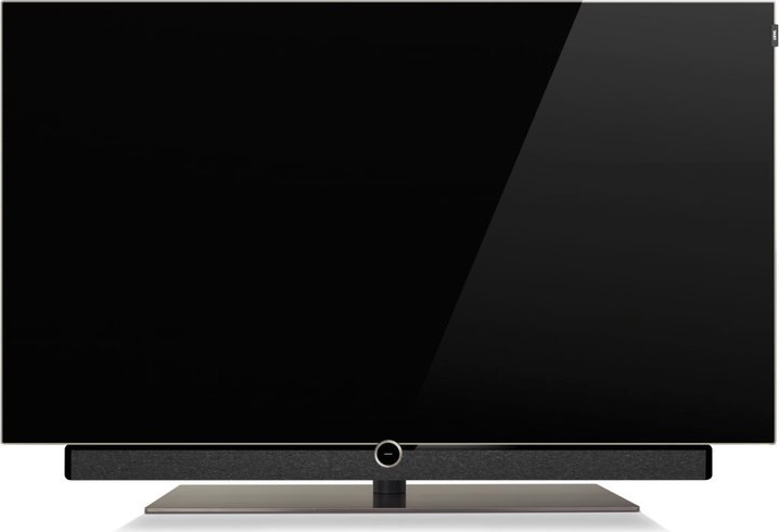 "Loewe bild 5 65"" OLED TV with Table Stand"