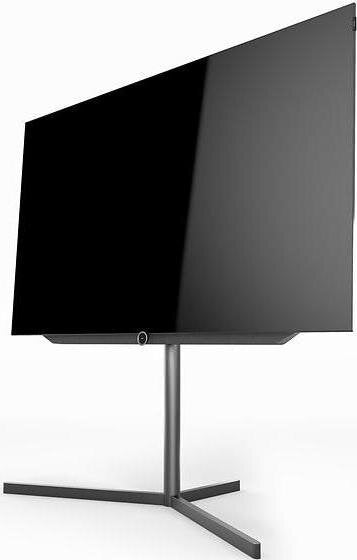 "Loewe bild 7 55"" OLED TV (includes wall bracket) side view"