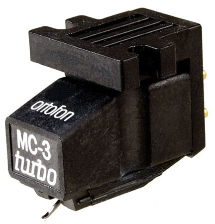 Ortofon Hi-Fi MC-3 Turbo High Output Moving Coil Cartridge