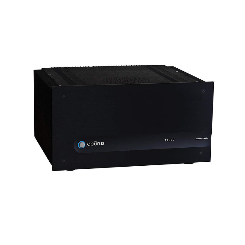 Acurus A2007 7-channel, 200Wx7 smart power amplifier